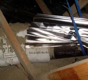 Concertina Foil Batts Foil Insulation Main Page